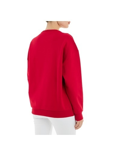 Armani Sweatshirt Kırmızı
